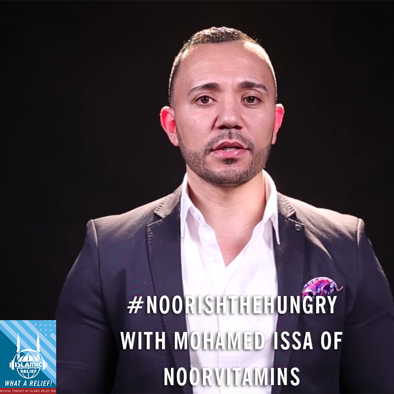 #NoorishTheHungry with NoorVitamins